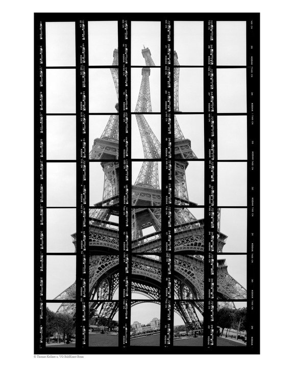 Thomas Kellner's Eiffel Tower