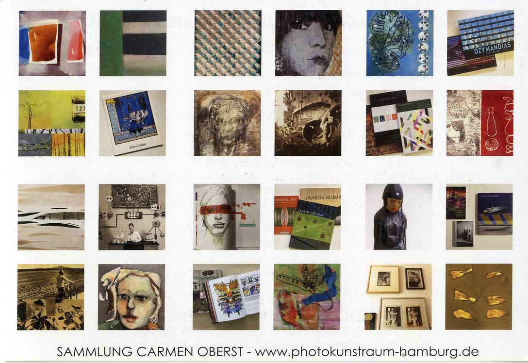 Collection and guests – Artist Meetings with the collection of Carmen Oberst and Martin Conrad